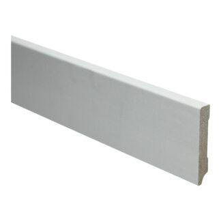 BL MDF plint 70×12 V313 wit gegrond recht