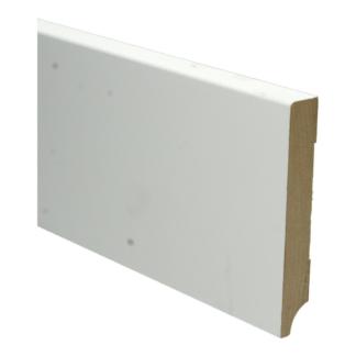 BL MDF plint 120×18 V313 wit gegrond recht