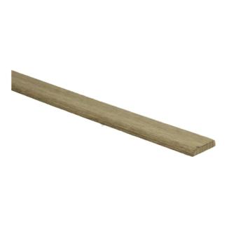 Afwerklijst 5×24 plakstrip fineer eiken gerookt onbehandeld